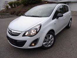 Opel Corsa - Color Edition 1.2 63 KW COLOR EDITION Klimaautomatik Tempomat NSW Sportsitze