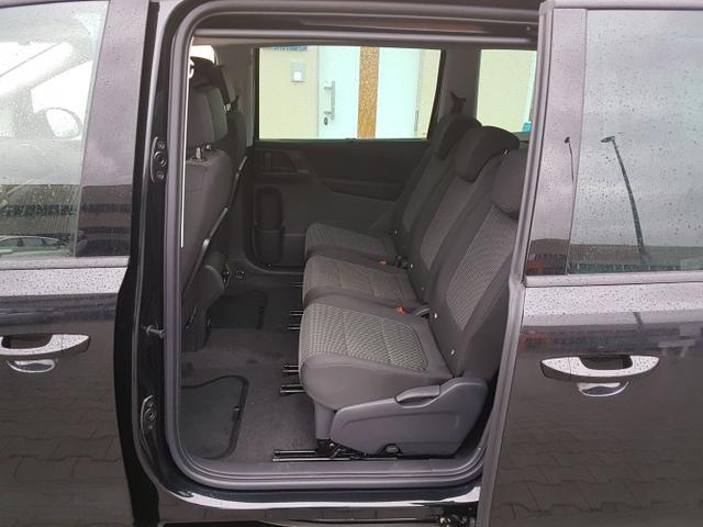 Seat / Alhambra / Schwarz / Siete Style /  /