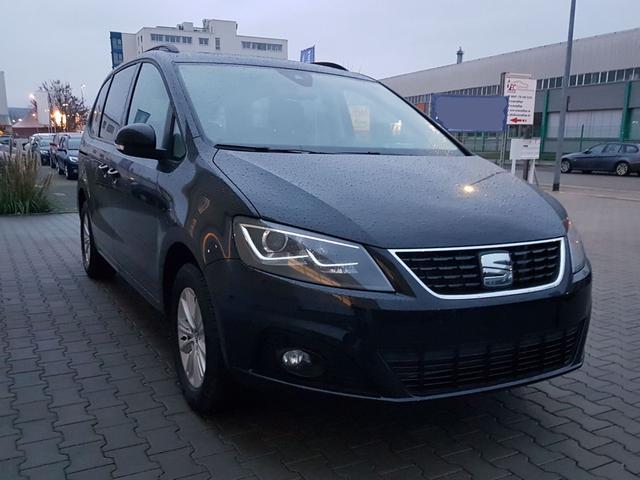 Seat Alhambra - Siete Style 7 Sitze Xenon P-Dach Winterpaket Full Link Vorlauffahrzeug