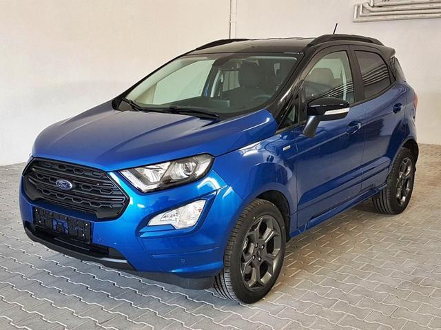 Vorlauffahrzeug Ford EcoSport - ST-Line inkl. Xenon Scheinwerfer, Rückfahrkamera, Sitzheizung, 5 Jahre Garantie