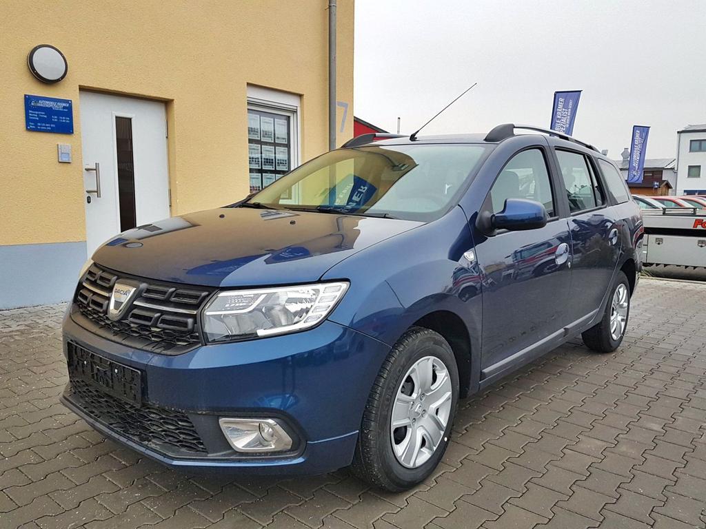 Dacia / Logan MCV Kombi / Blau / Laureate  /  /