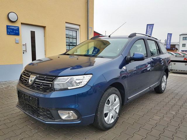 Lagerfahrzeug Dacia Logan MCV - Laureate Comfort SOFORT Klima Plug&Radio el. Fenster vorne