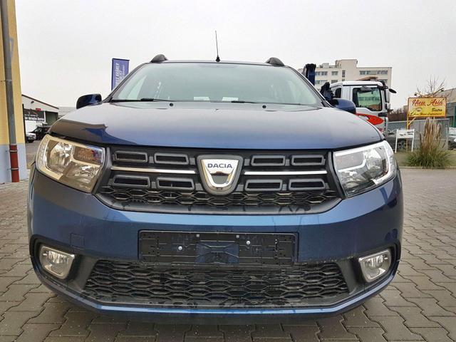 Vorlauffahrzeug Dacia Logan MCV - Laureate Comfort Klima Radio Bluetooth Nebelscheinwerfer