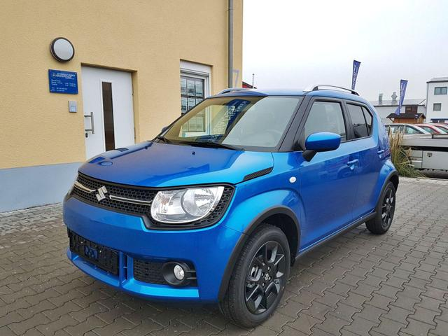 Lagerfahrzeug Suzuki Ignis - Select (Comfort) Klima Kamera SHZ