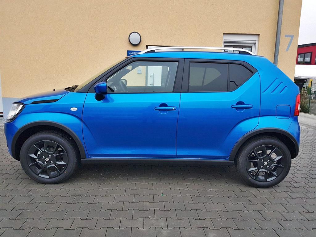 Suzuki / Ignis / Blau / Select  /  /