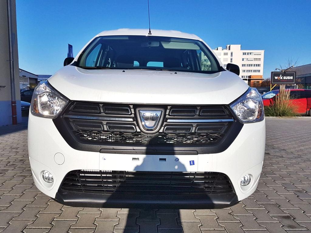 Dacia / Dokker / Weiß / Laureate  /  /