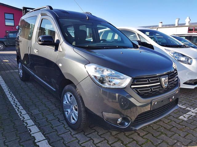 Lagerfahrzeug Dacia Dokker - Comfort Reling Ersatzrad