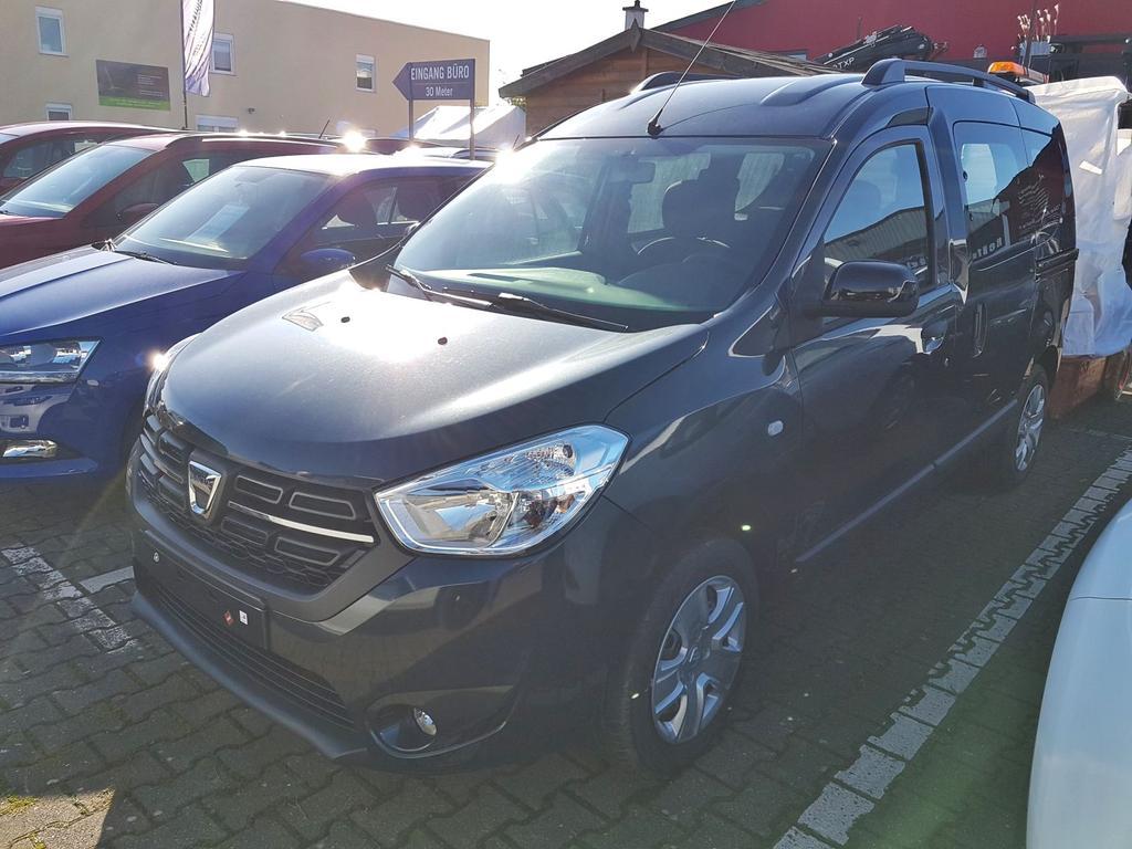 Dacia / Dokker / Grau / Laureate  /  /