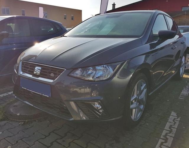 Seat Ibiza - FR SHZ Full Link PDC Klimaauto Vorlauffahrzeug