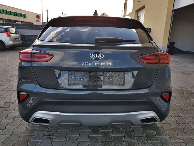 Kia / XCeed / Grau / Exclusive  /  /