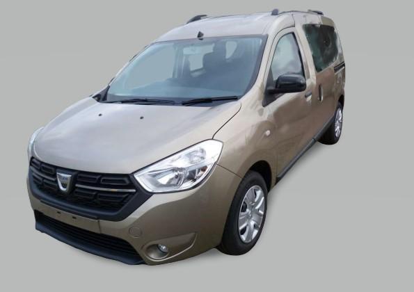 Lagerfahrzeug Dacia Dokker - Laureate Comfort Klima PDC GRA NAVI Reling