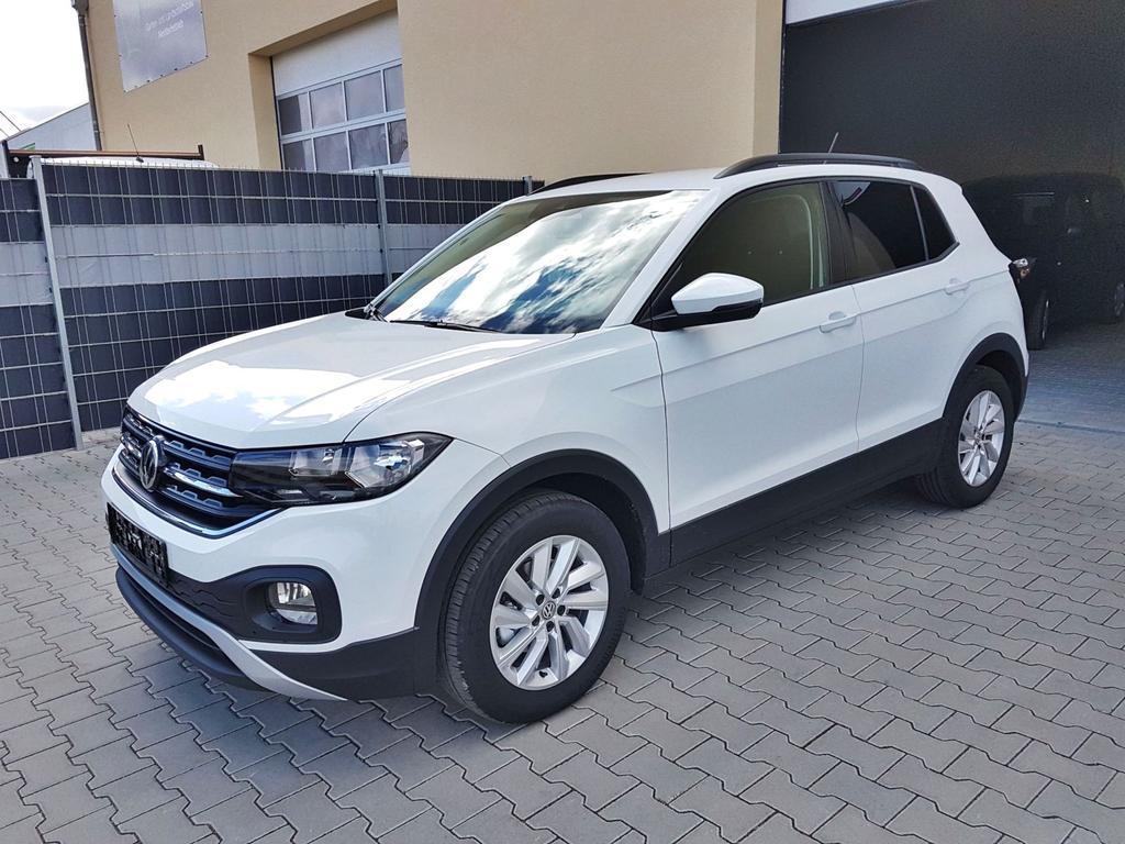 Volkswagen / T-Cross / Weiß / Life /  / Acc Kamera Navi Sitzheizung