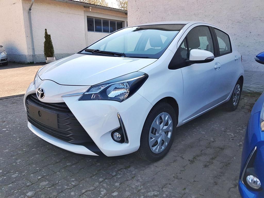 Toyota / Yaris / Weiß / Premium /  /