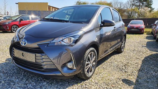 Lagerfahrzeug Toyota Yaris - Premium Comfort Citypaket
