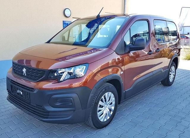 Lagerfahrzeug Peugeot Rifter - Allure L2 7-Sitzer PDC ALU