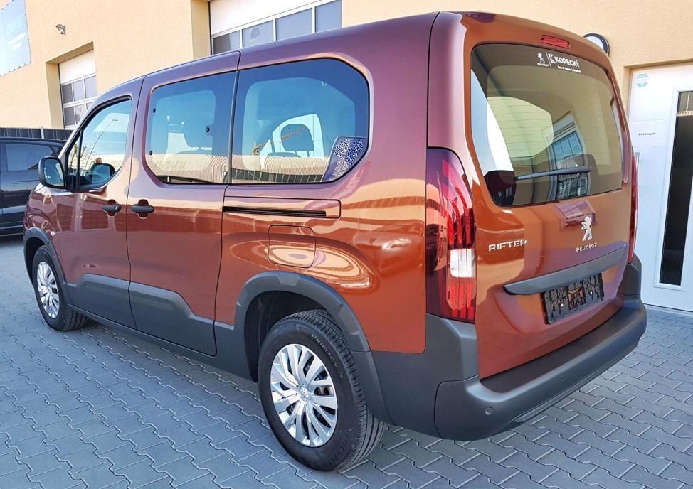 Peugeot / Rifter / Orange / Active L2 /  /
