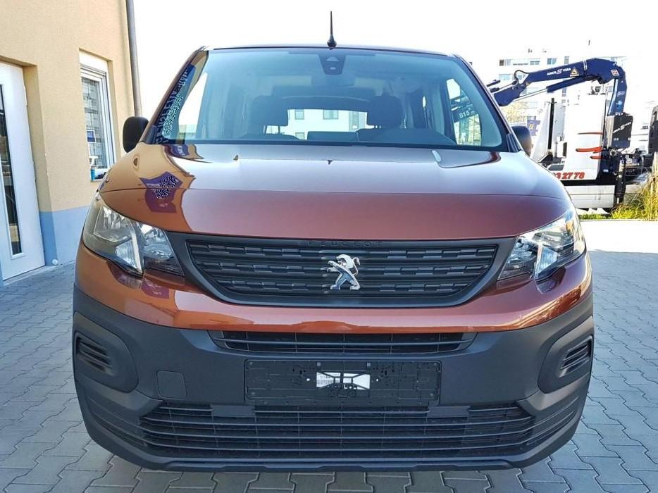 Peugeot / Rifter / Orange / Active L2 /  /