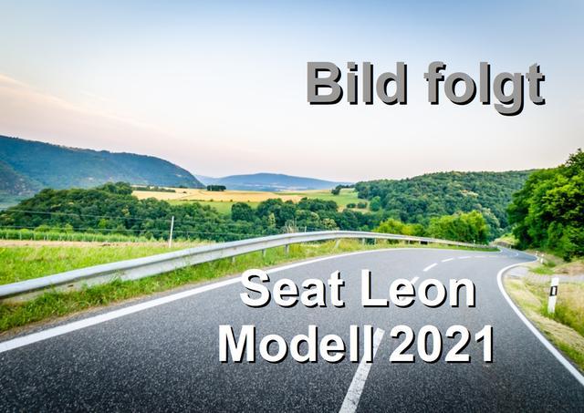 Bestellfahrzeug, konfigurierbar Seat Leon - Xcellence neues Modell 2021 - 5 Jahre Garantie
