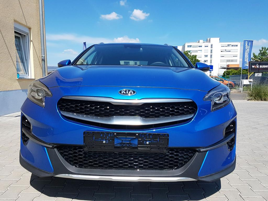 Kia / XCeed / Blau / Exclusive  /  /