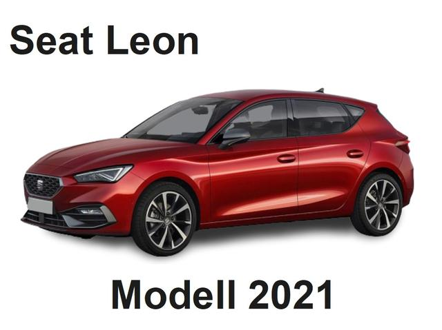 Seat Leon und Seat Leon Sportstourer Modell 2021