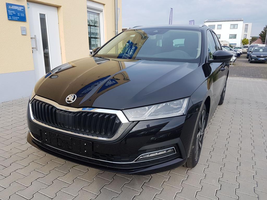 Skoda Octavia Combi als EU-Neuwagen zu günstigen Preisen.