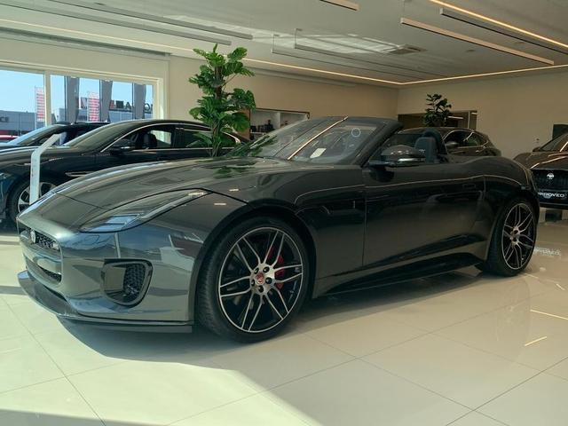 Vorlauffahrzeug Jaguar F-Type - Cabrio Chequered Flag
