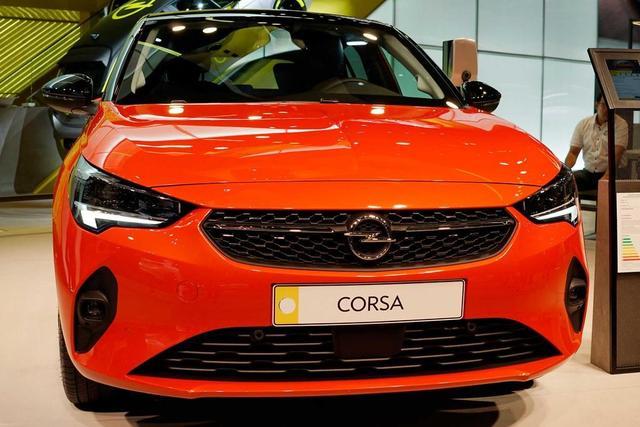 Vorlauffahrzeug Opel Corsa - Edition Winterpaket PDC Mirrorlink Sicht-Paket