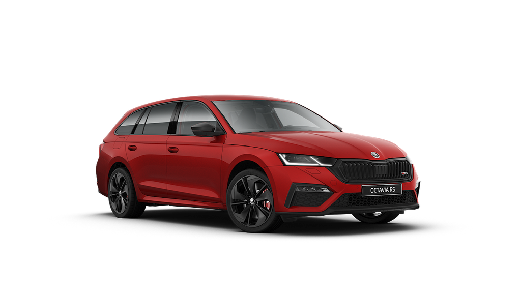 Skoda Octavia Combi Rs 2021 Neues Modell Columbus Led Matrix