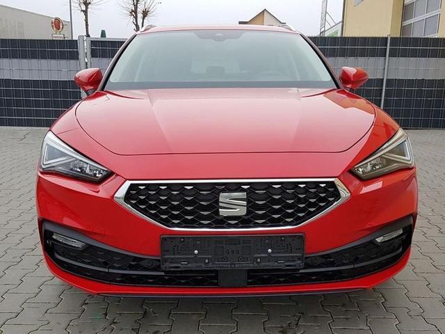 Bestellfahrzeug, konfigurierbar Seat Leon - Reference neues Modell 2021 - 5 Jahre Garantie