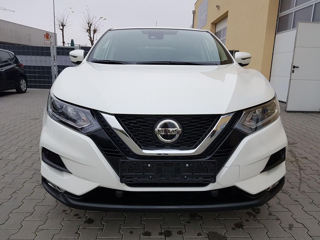 Nissan / Qashqai / Weiß / Acenta /  /
