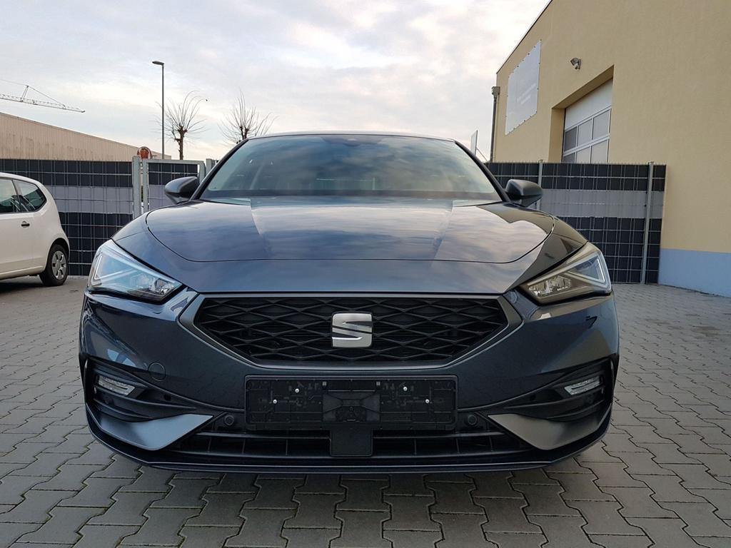 Seat Leon 2021/FR/Aussen/Front