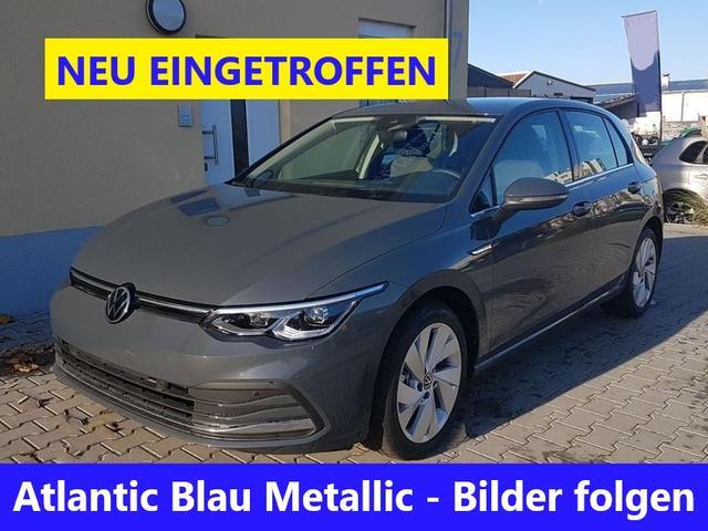 Volkswagen Golf - Life Winterpaket Kamera getönte Scheiben Vorlauffahrzeug