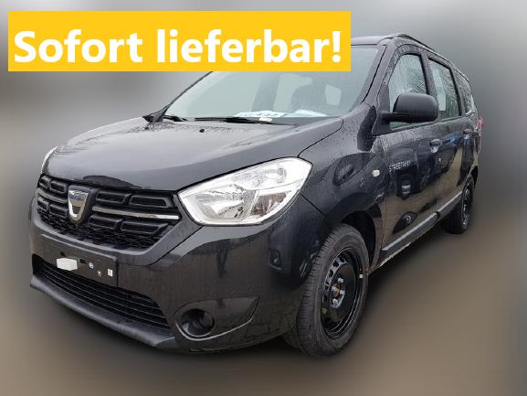 Dacia Lodgy - Comfort 7-Sitzer Navi SHZ PDC Kamera GRA Vorlauffahrzeug