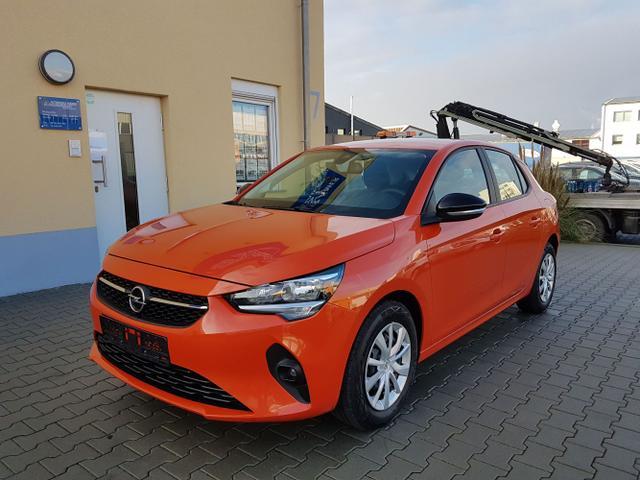 Lagerfahrzeug Opel Corsa - Edition Winterpaket PDC Mirrorlink Sicht-Paket