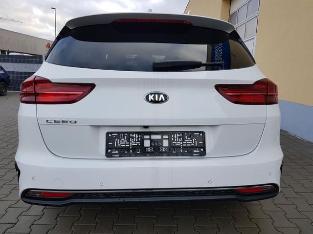 Kia / Ceed / Weiß / Top  /  /