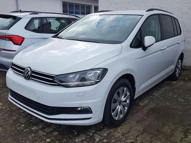 Volkswagen Touran - Comfortline 7 -Sitze Winterpaket Klimaautomatik Vorlauffahrzeug