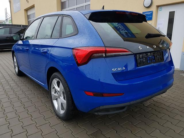 Skoda / Scala / Blau / Style /  /
