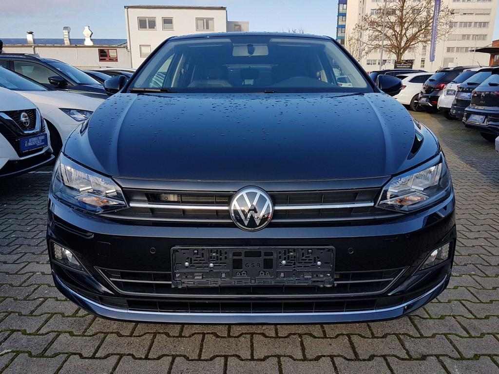 Volkswagen / Polo / Schwarz / Highline /  /