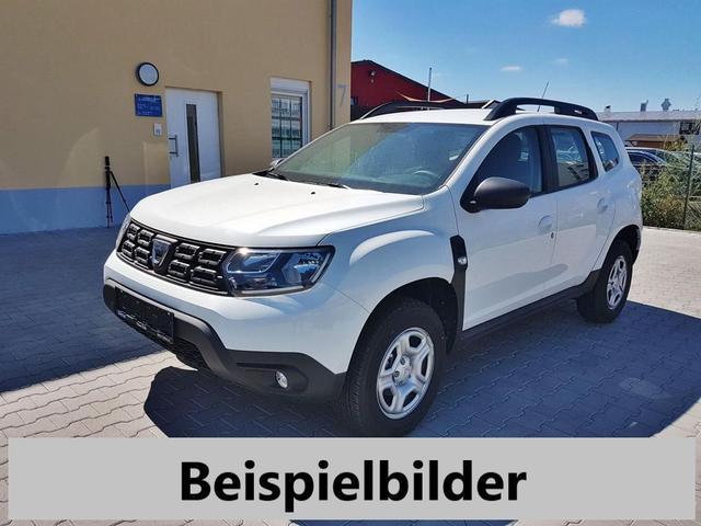 Vorlauffahrzeug Dacia Duster - COOL - Limited Edition Radio Bluetooth