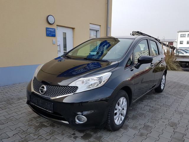 Gebrauchtfahrzeug Nissan Note - 1.2 Allwetter Klima Bluetooth