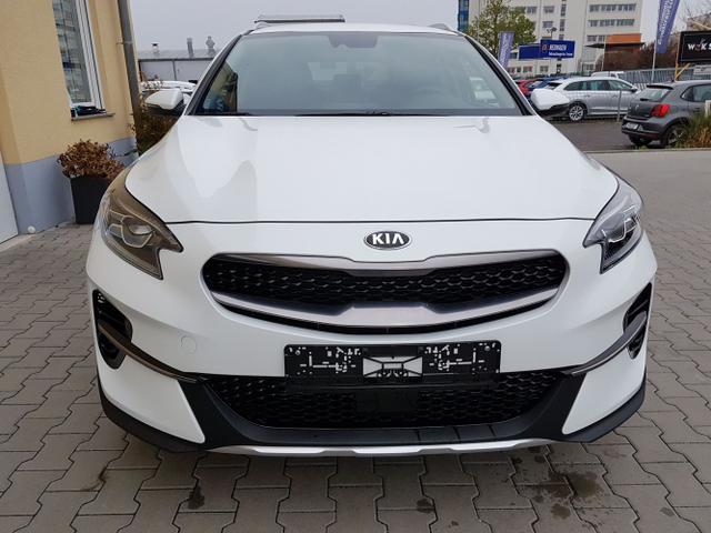 Kia / XCeed / Weiß / Top /  / DSG