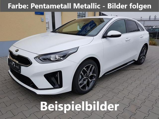 Lagerfahrzeug Kia ProCeed - GT-Line Plus 2021 Sitzheizung JBL-Soundsystem Kamera 17 Zoll Alufelgen