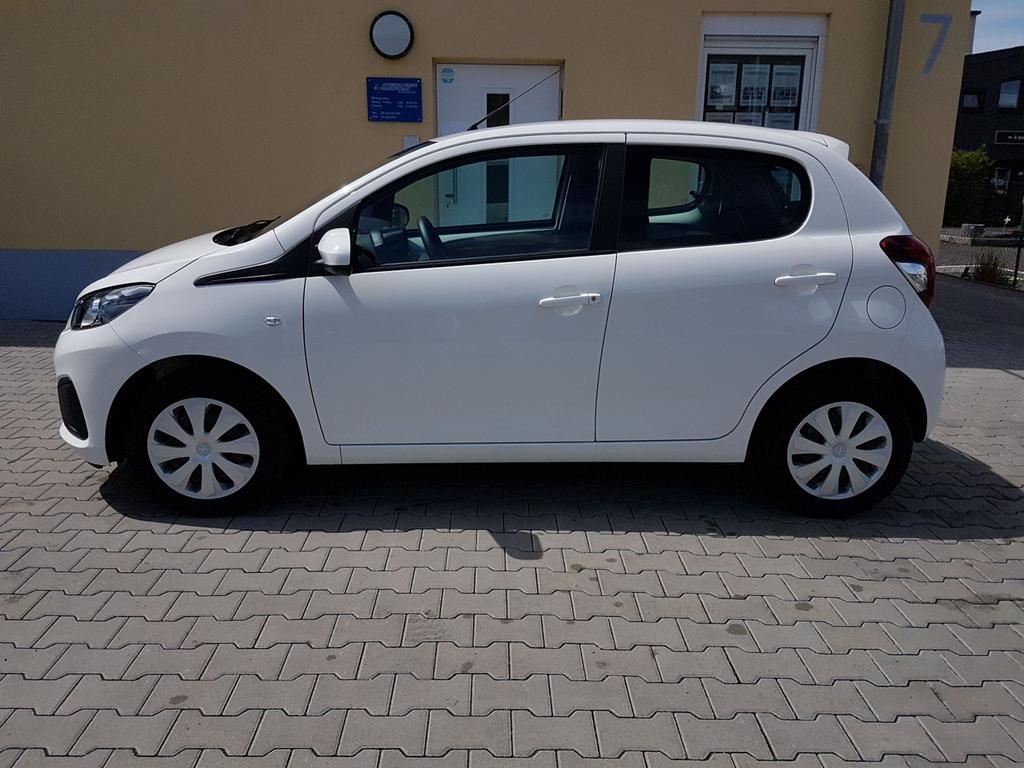 Peugeot / 108 / Weiß / Active  /  /