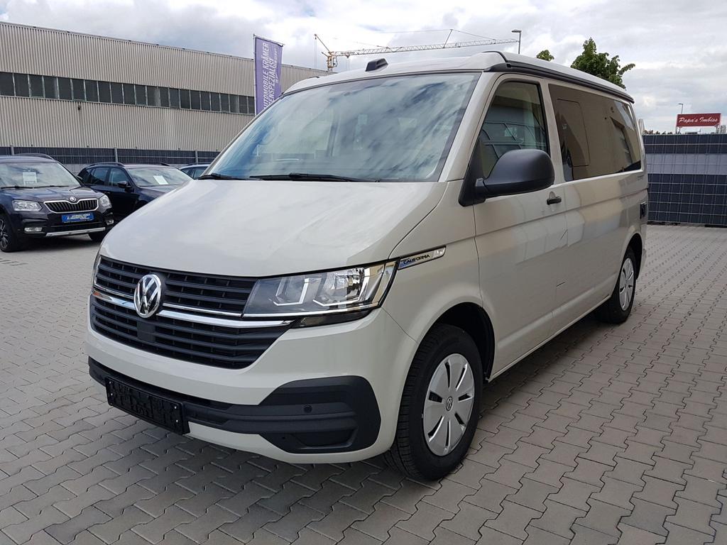 Volkswagen / California 6.1 / Grau / Coast /  / DSG
