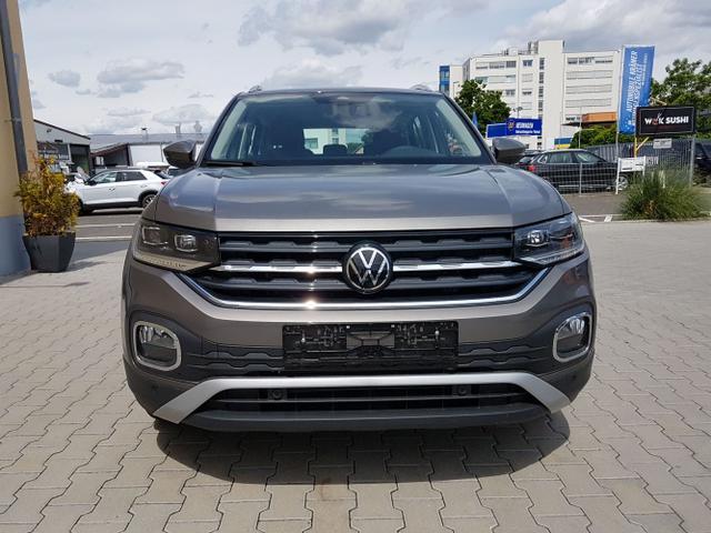 Volkswagen T-Cross - Life Sitzheizung ParkPilot App-Connect 4 J. Garantie Vorlauffahrzeug