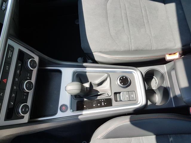 Seat / Ateca / Grau / FR /  / DSG Rodium Grau Metallic
