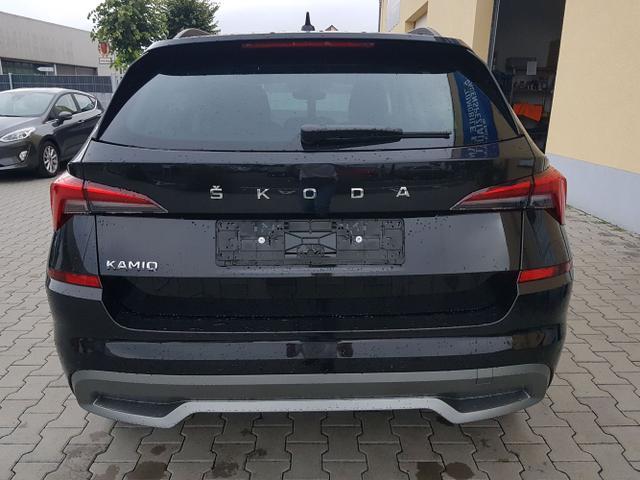 Skoda / Kamiq / Schwarz / Style /  / DSG