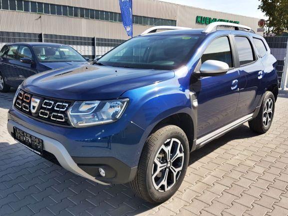 Bestellfahrzeug, konfigurierbar Dacia Duster - Essential Facelift Radio Lichtsensor el. Fensterheber
