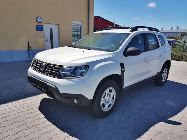 Bestellfahrzeug, konfigurierbar Dacia Duster - Comfort Facelift Einparkhilfe Media Display Tempomat Nebelscheinwerfer