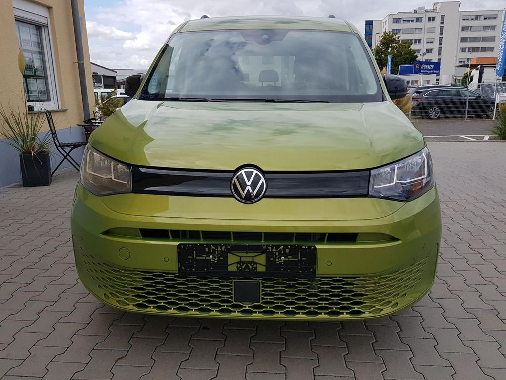 Volkswagen / Caddy / Grün / Edition /  / Schalter